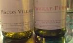 Mâcon Villages et Pouilly Fuissé 2011 - Clos des Vignes du Maynes