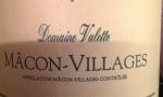 Mâcon Villages 2012 (150cl) - Philippe Valette