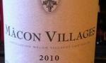 Mâcon Villages 2010 - Clos des Vignes du Maynes