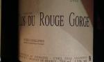 Vieilles Vignes 2011 - Clos du Rouge Gorge
