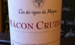 Mâcon Cruzille 2011 - Clos des Vignes du Maynes