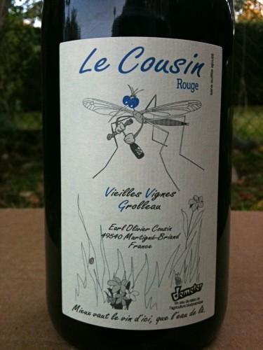 Vieilles vignes de Grolleau sans sulfites ajoutés