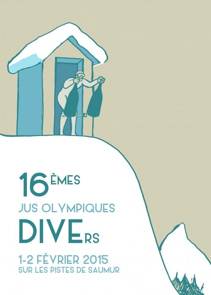 16ème Dive Bouteille 2015 - Salon Vins Naturels - Saumur