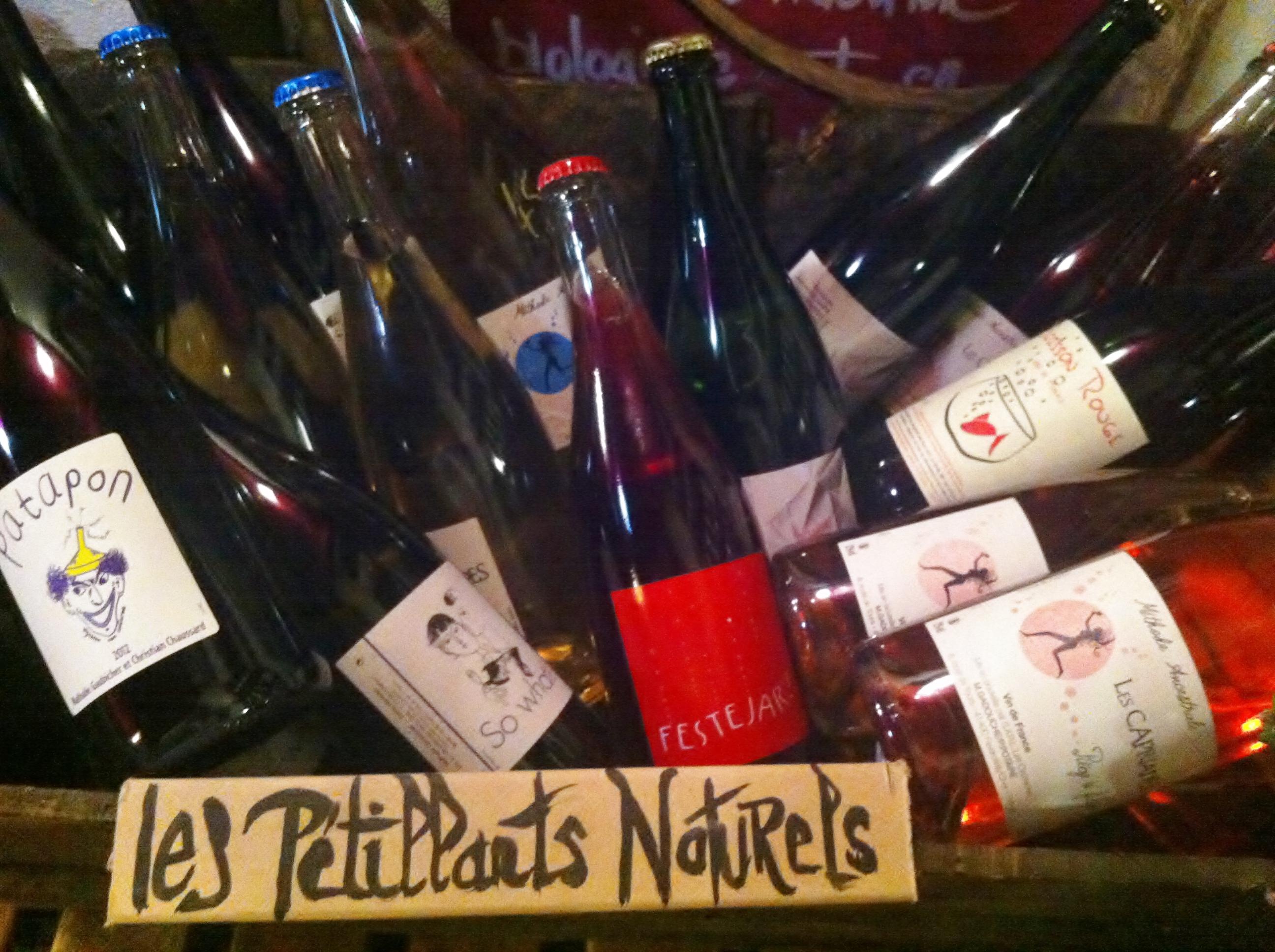 Plus Belle La Vigne, la Cave des Vins Bio et Naturels - 36, Cours Julien - 13006 Marseille