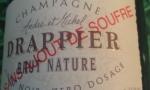 01 Brut Nature Sans Ajout de Soufre - Maison Drappier