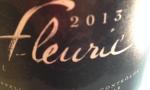 41 Fleurie 2013