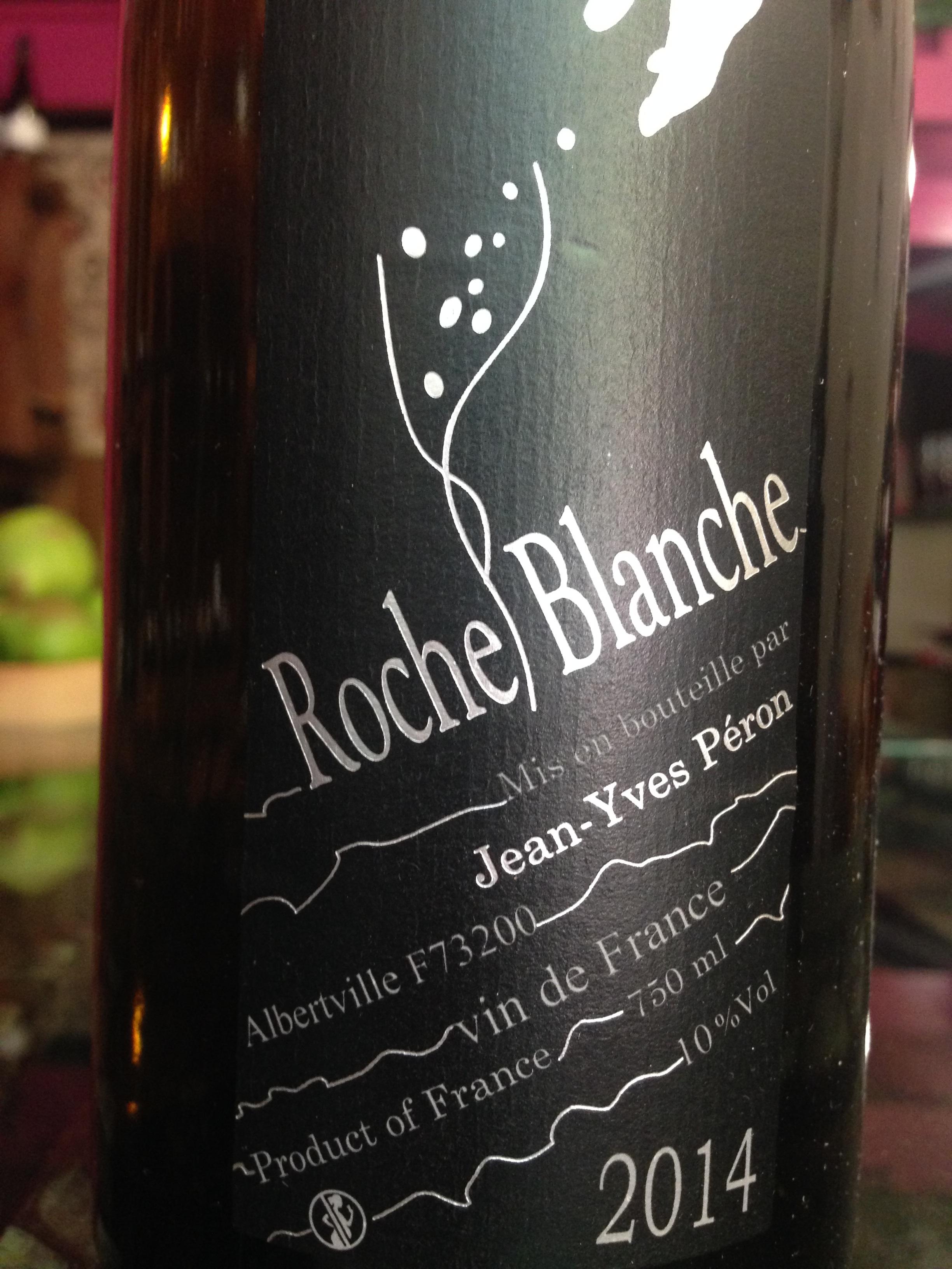 Roche Blanche 2014