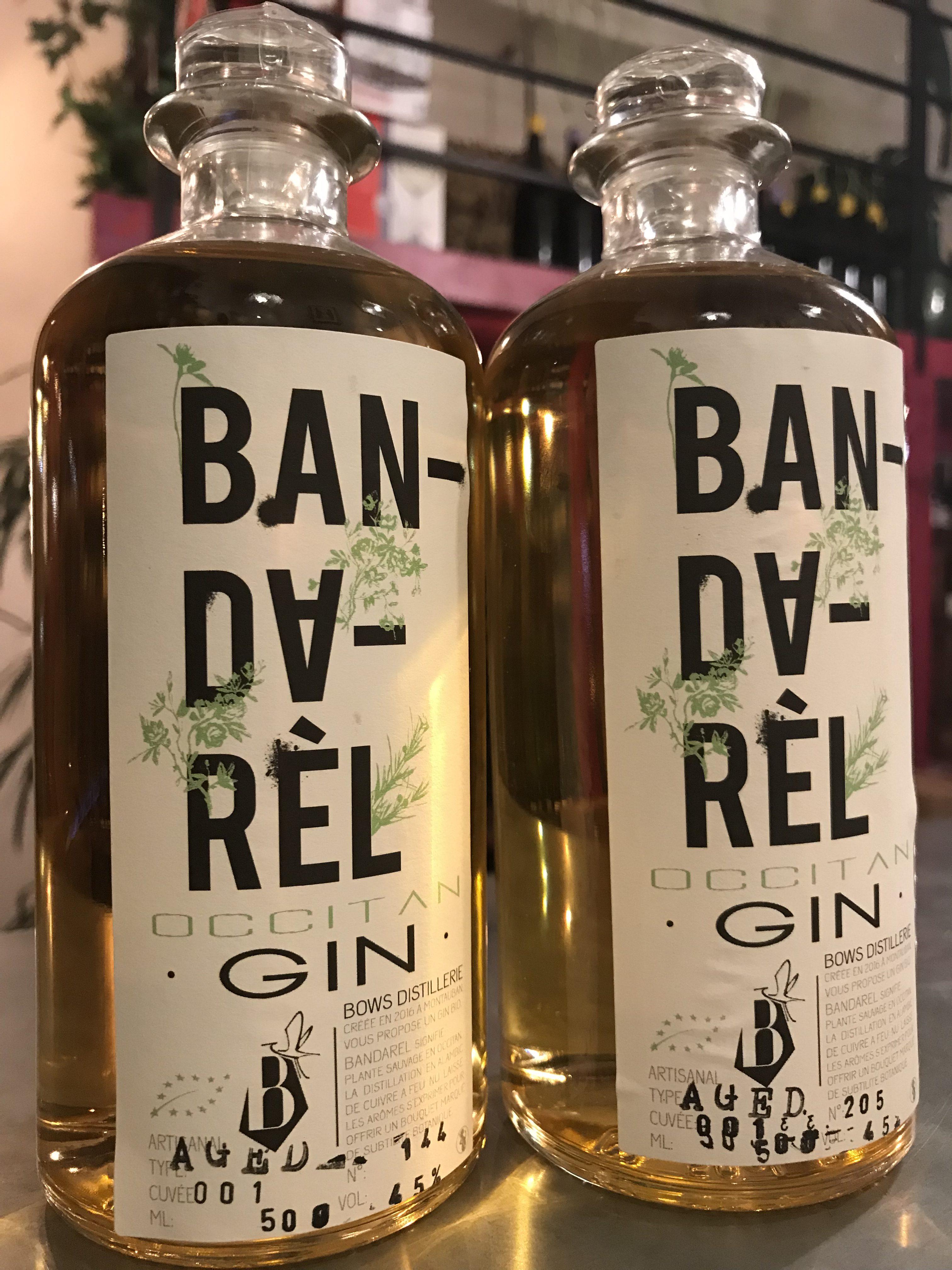 BOW'S BANDAREL GIN