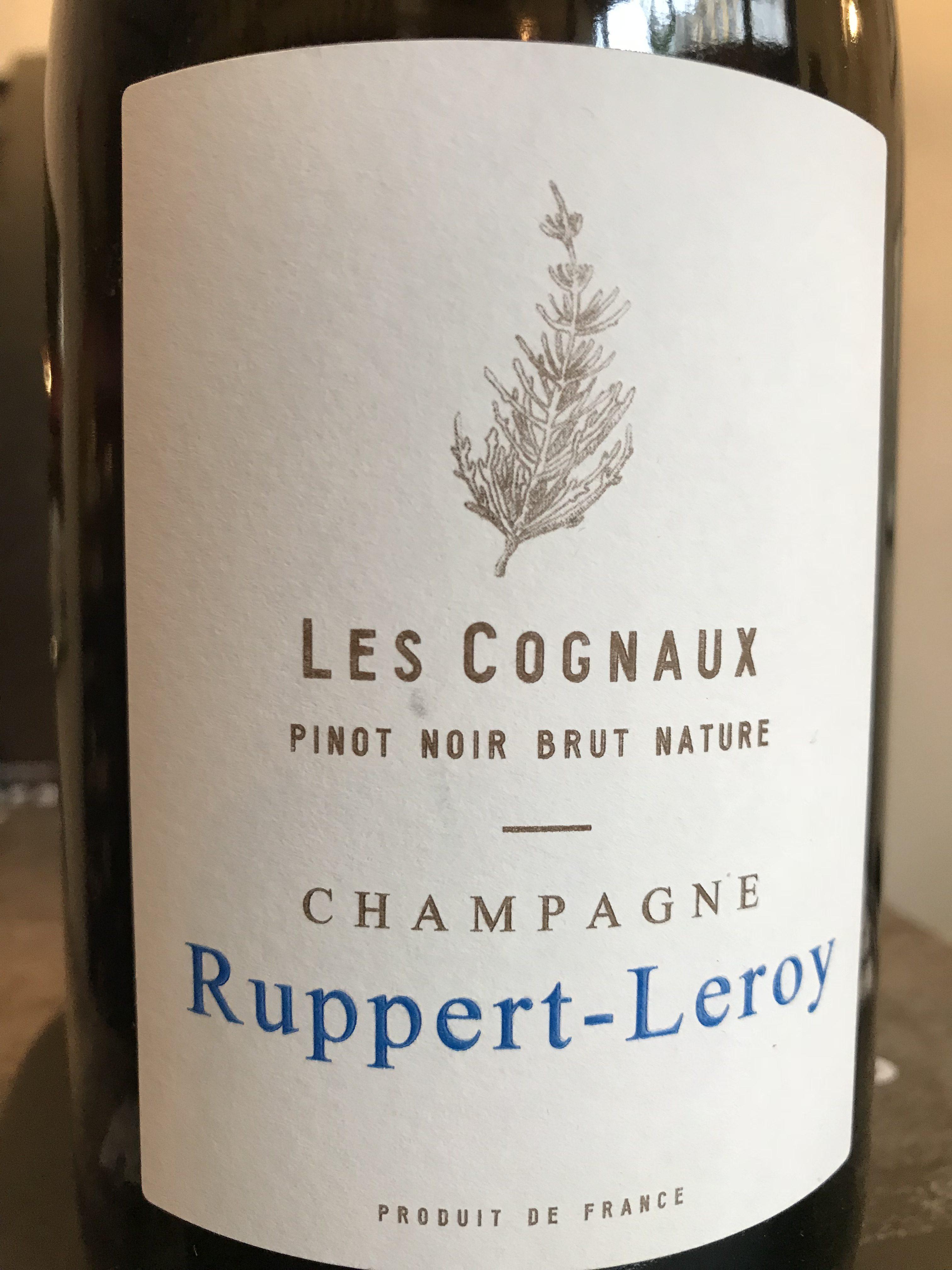 LES COGNAUX - 100% Pinot Noir
