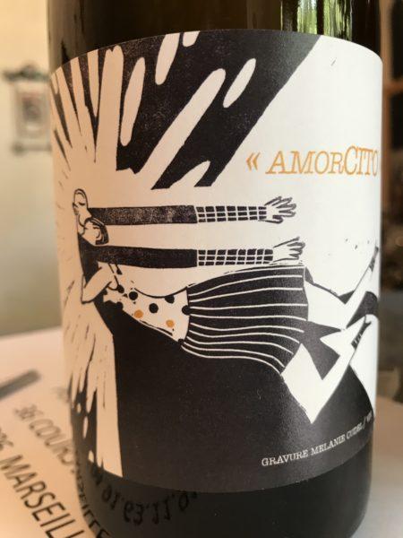LAURA AILLAUD - AMORCITO 2019 100% Ugni-blanc