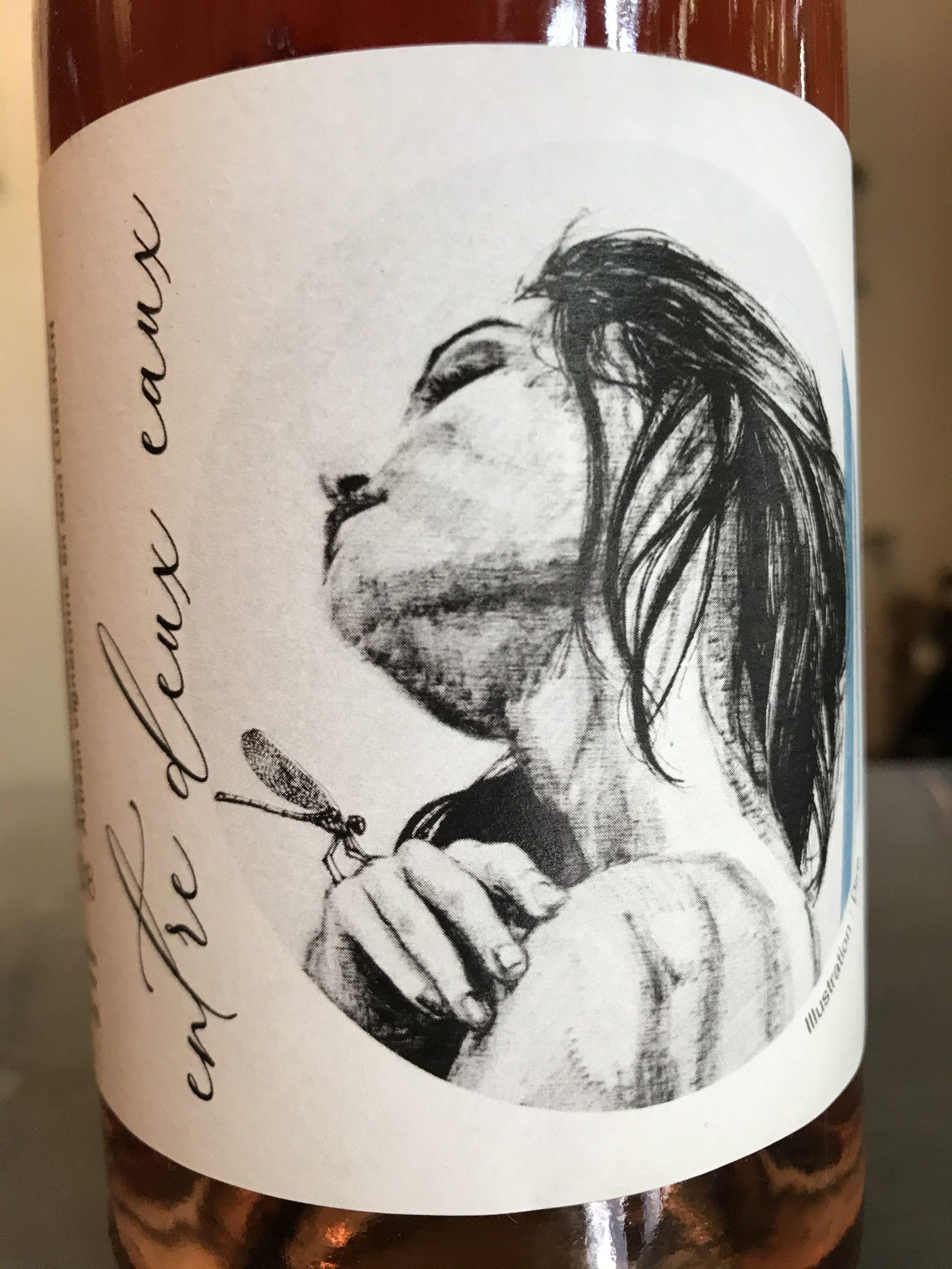 LAURA AILLAUD - Entre deux eaux 2018