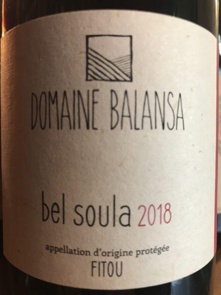 BALANSA - Bel Soula 2019