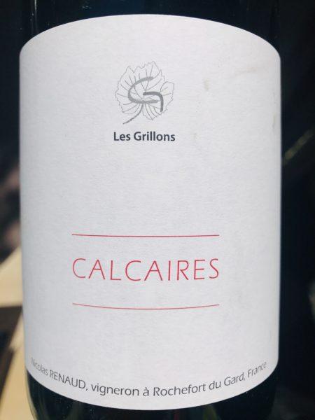 Le Clos des Grillons - Calcaires