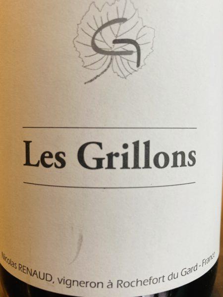 CLOS DES GRILLONS - GRILLONS ROUGE