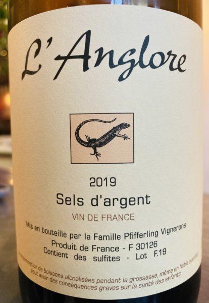 L'ANGLORE - SELS D'ARGENT