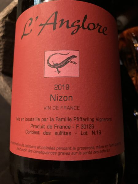 L'ANGLORE - NIZON