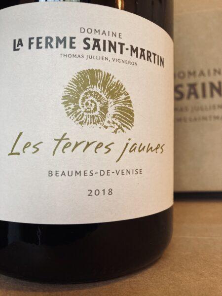 LA FERME SAINT-MARTIN - LES TERRES JAUNES 2019