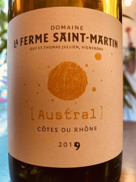 LA FERME SAINT-MARTIN - AUSTRAL 2019
