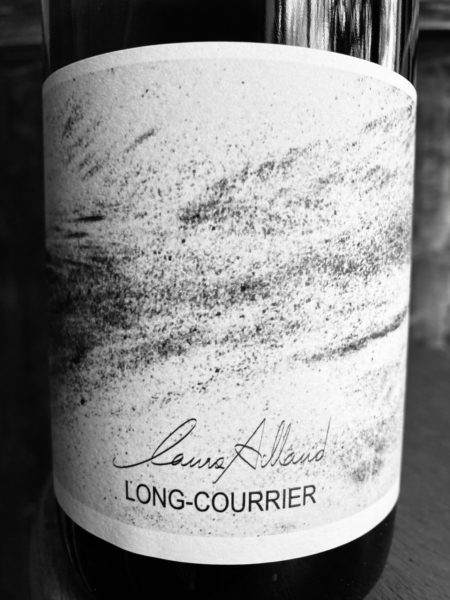 LAURA AILLAUD - Long-courrier 2019 White version