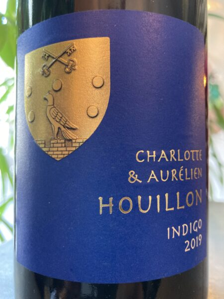 CHARLOTTE & AURELIEN HOUILLON - INDIGO 2019