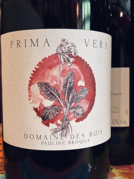 PAULINE BROQUA - PRIMA VERA 2020