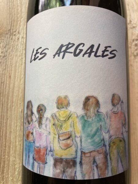 NICOLAS JACOB - LES ARGALES